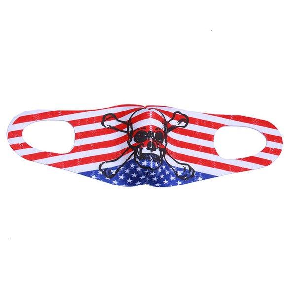 Bandeira Boutique americano