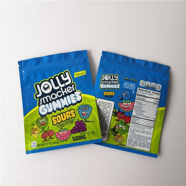 Jolly Spacker Gummies.