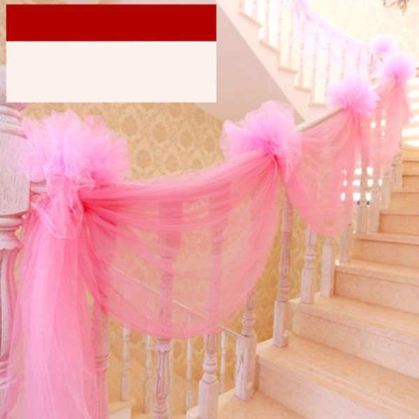 Pink Flower Yarn