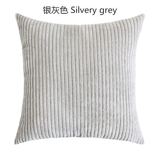 Stripe Silvery grey