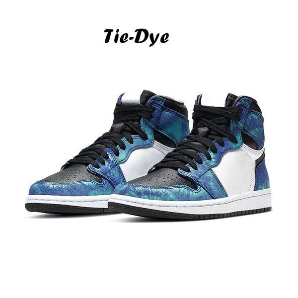 8 Tie-Dye