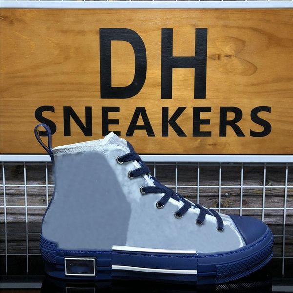 style8-High Top Blue Oblique