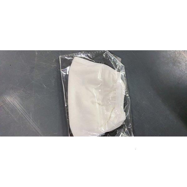 Gute Qualität - Weiß (Einzeltasche)