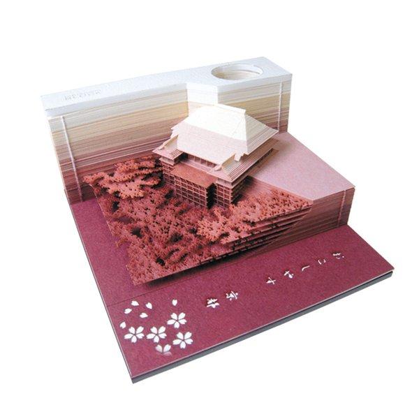 Kiyomizu Temple-80x80x45mm