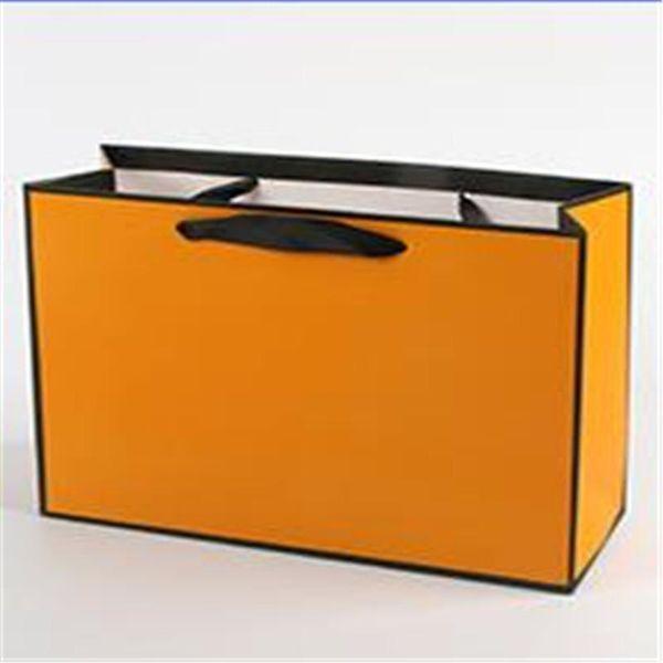 Orange 17.5x6x29cm