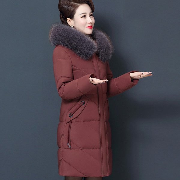 Light Red Coat-8XL