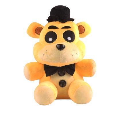 Golden Freddy.