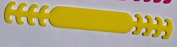 gancio Mask giallo