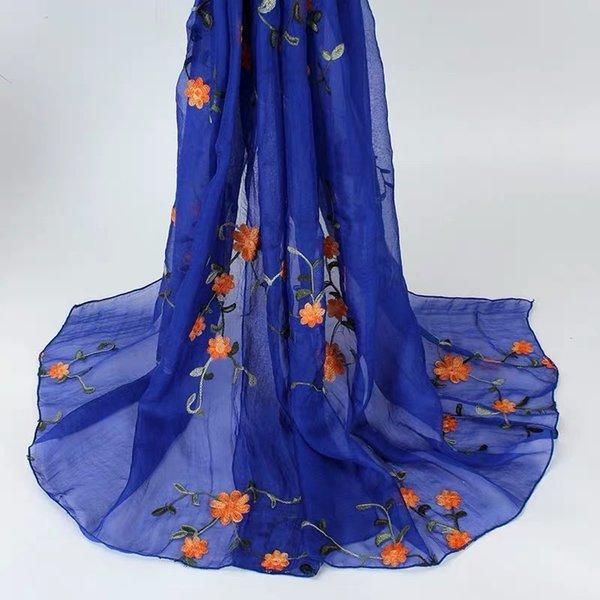 Sapphire Blue-180x75cm