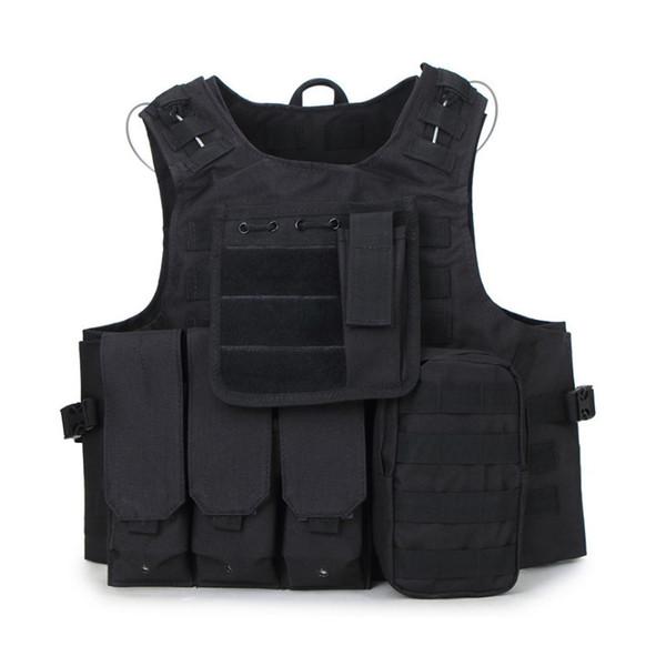 top popular 2020 Luxury Designer Winter Gloves Factory Direct Sales Outdoor Amphibious Vest Tactical Equipment CS Combat Vest Camouflage Ghost Amphibiou 2021