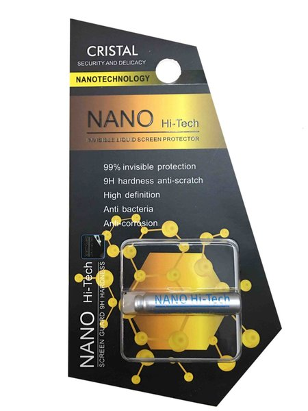 1ml Versione in oro nero Packaging-Nano Li