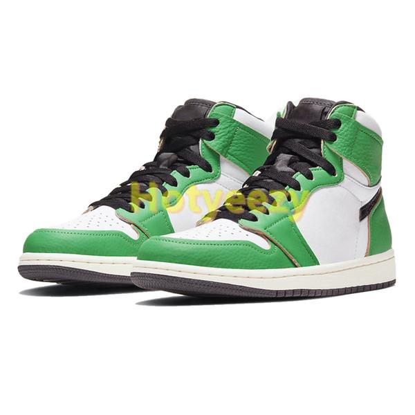 5.Lucky الأخضر