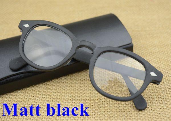 mate de color negro