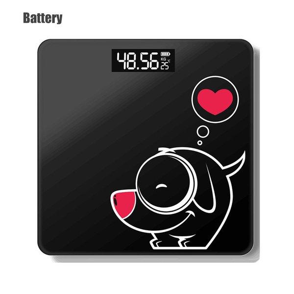 Puppyblack della batteria