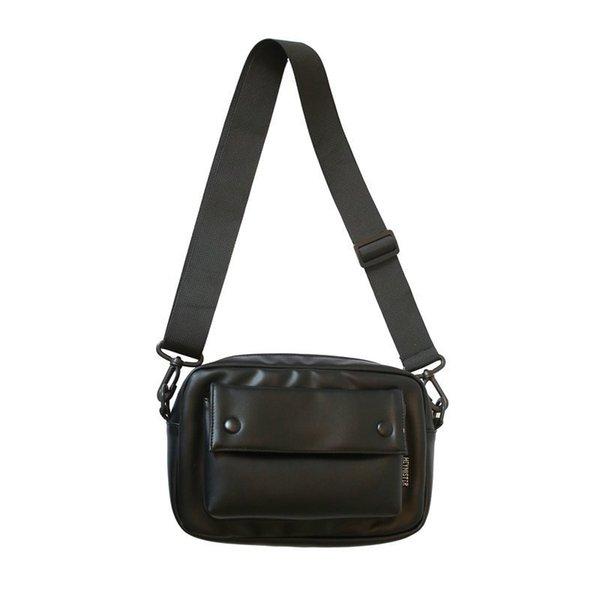 Black Chest Bag
