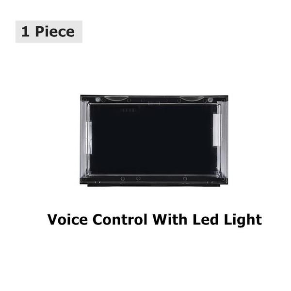 1 قطعة - التحكم الصوتي LED