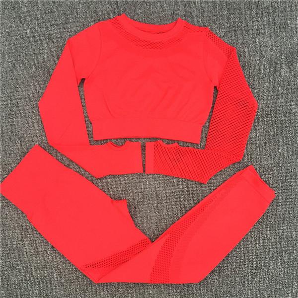 Kırmızı set