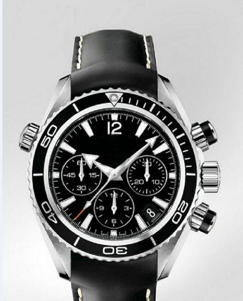 best selling 007 Skyfall A-2813 Leather Mechanical Men's Automatic Movement Watch mens Self-wind Watches Wristwatches designer watcheses master watchh