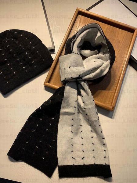 22-beanie + шарф