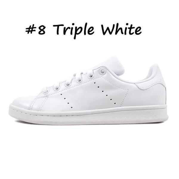 8 Triple White