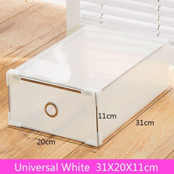 Universal Size White