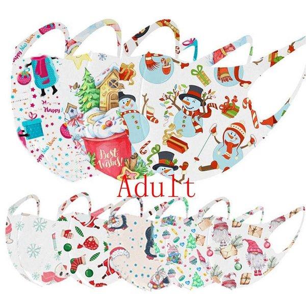 Adult Случайные цвета и узоры