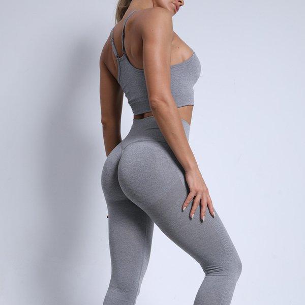 Gris claro (sujetador + pantalones)