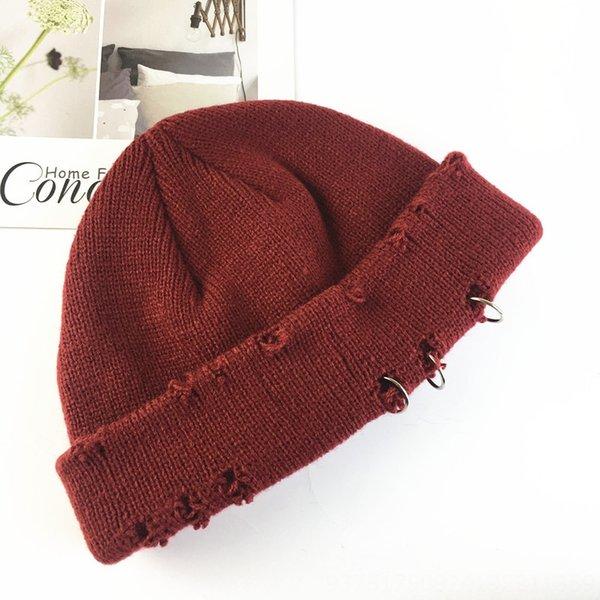 Tricoûte tricoté à trois anneaux - WI