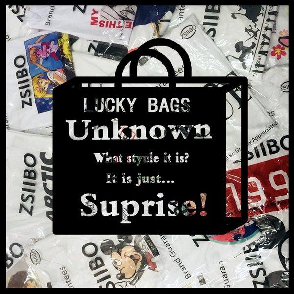 Luckybags t Gömlek