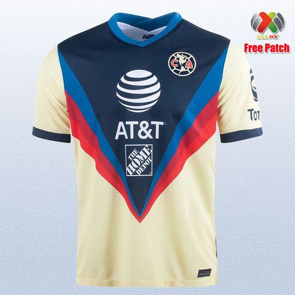 클럽 아메리카 홈 2021.