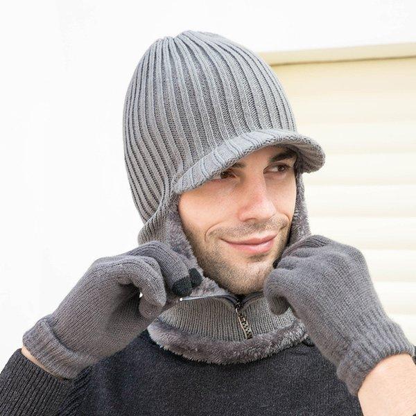 Tappo Gloves Grigio