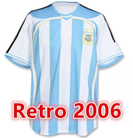 2006 Argentina em casa