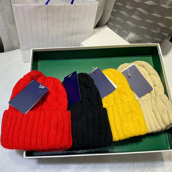 best selling Warm Beanie Man Woman Skull Caps Fall Winter Breathable Fitted Bucket Hat Cap Good Quality J21S
