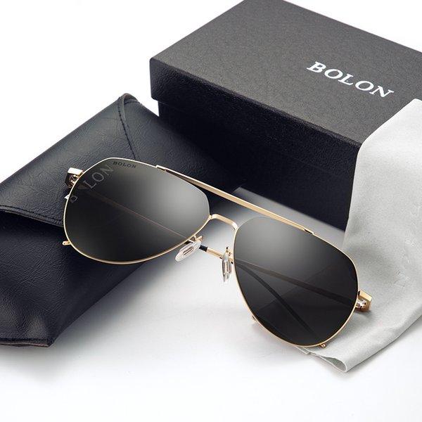 8011 altın çerçeve, siyah ve gri parçalar + tam hediye paketleme seti