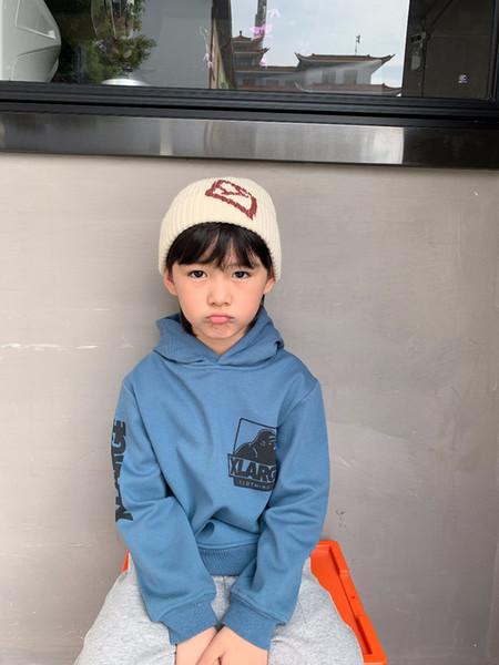 best selling New autumn Children Sweatshirt Winter Kids Girls Boys Hooede Clothes Cotton Hoodie Toddler Clothing