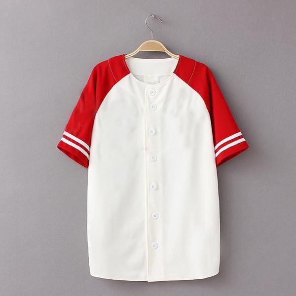 best selling Summer Hip Hop Fashion Baseball T shirt Loose Unisex Mens Womens Kids Tee Tops Tide Mujeres Camiseta S-3XL