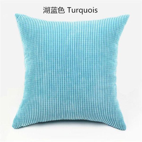 Smal plaid Turquois