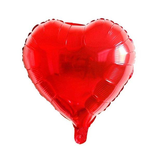 محفظة 5pcs الأحمر القلب