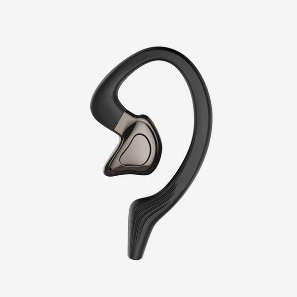 Left ear headphones