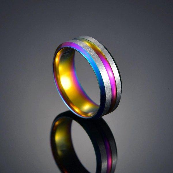8 milímetros do arco-íris