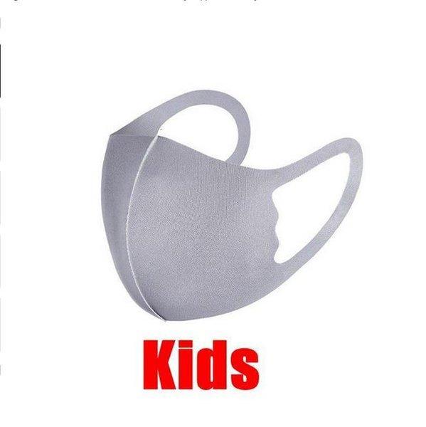 Grey Criança com saco de OPP