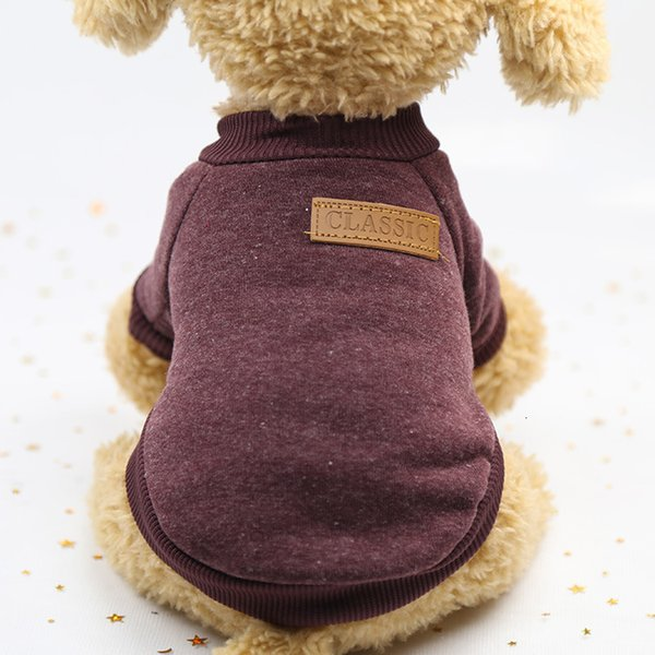 Sweater Classic Brown - Nouvelle couleur