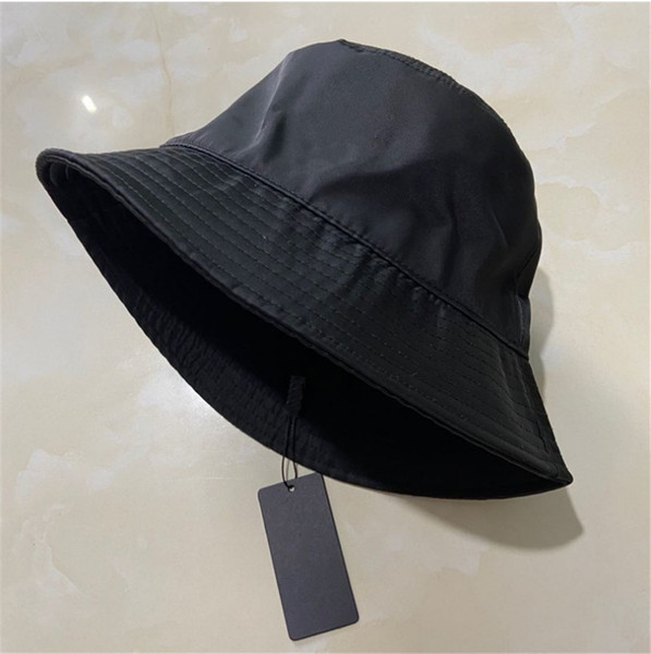 top popular High quality Bucket Hat For Women Fashion Classic Designer Women Nylon Hat New Autumn Spring Fisherman Hat Sun Caps Drop ship 2021