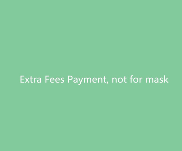 extra fees not goods