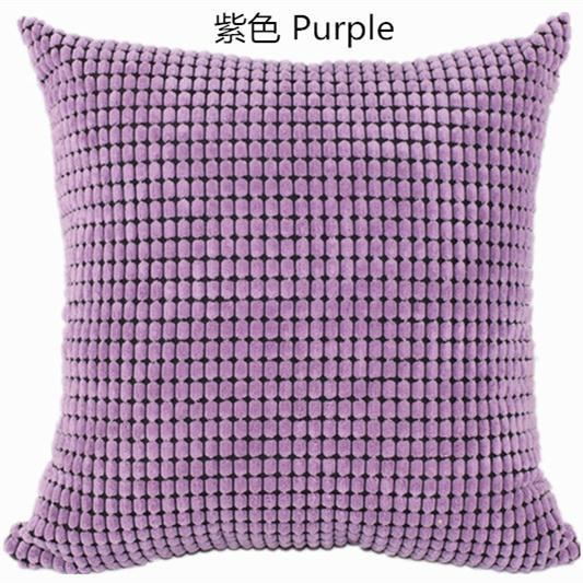 Big plaid Purple