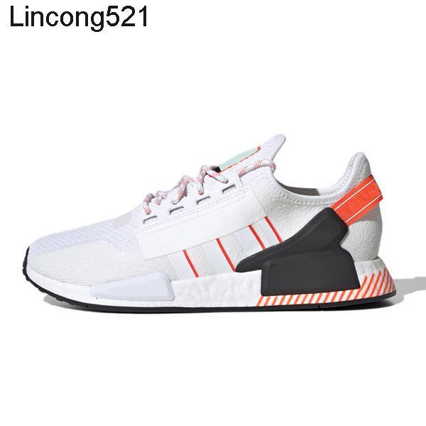 R1 v2 beyaz turuncu