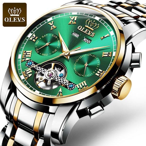 Green1 superior de la marca