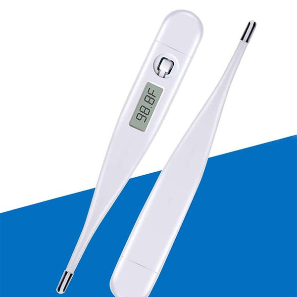 top popular Baby Adults Body Digital LCD Thermometer Temperature Measurement Device Baby Kids Health-care Portable Electronic Househeld Thermometer 2021