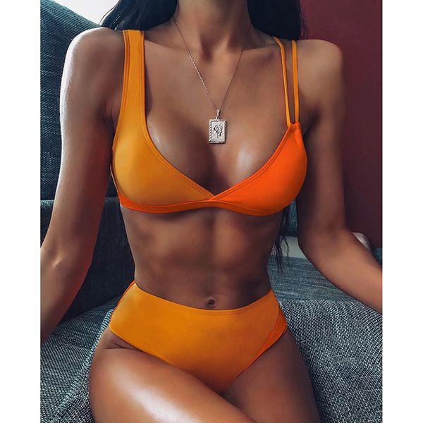 Naranja amarillo