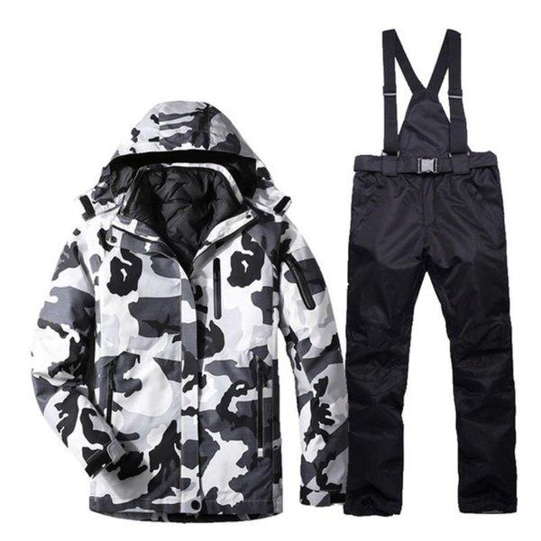 Camouflage LG Black